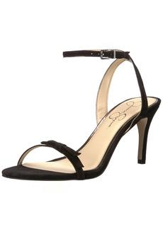 Jessica Simpson Women's Purella Heeled Sandal  10 Medium US