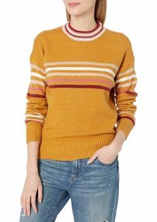 Jessica Simpson Women's Rai Stripe Pullover Sweater  XSmall
