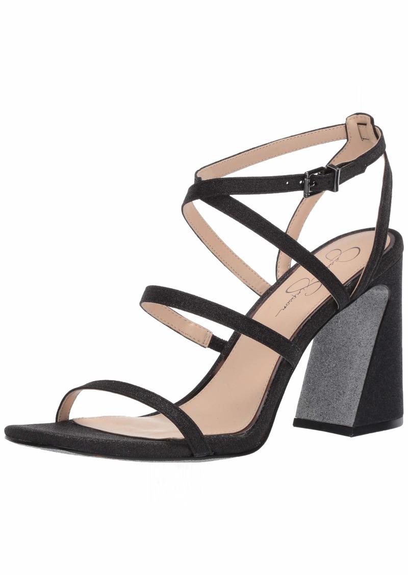 Jessica Simpson womens Raymie Heeled Sandal   US