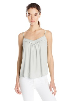 Jessica Simpson Women's Shelby Cross Back Cami  X-Small