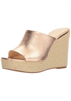 Jessica Simpson Women's Sirella Espadrille Wedge Sandal  10 Medium US