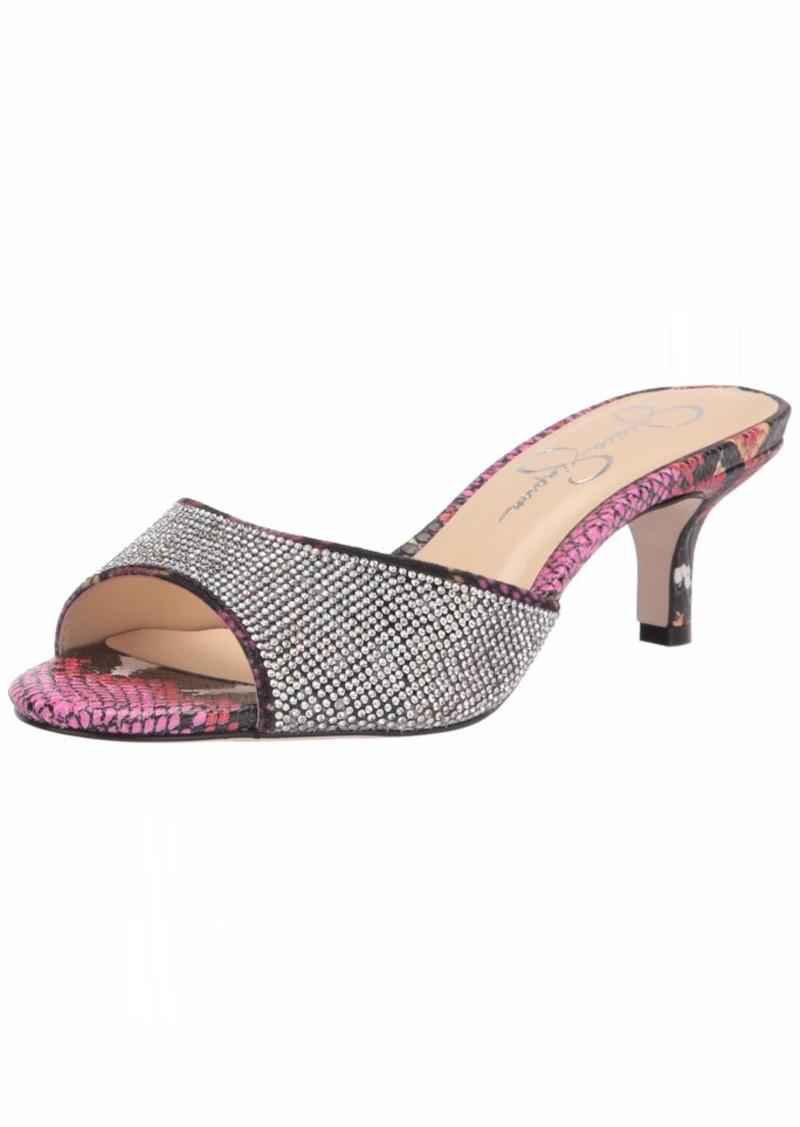 Jessica Simpson Women's Sofiah Heeled Sandal