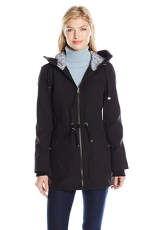 Jessica Simpson Women's Soft Shell Anorak  M