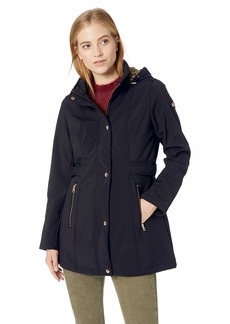 Jessica Simpson Women's Softshell Fashion Jacket  L