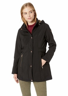 Jessica Simpson Women's Softshell Fashion Jacket  S