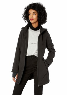 Jessica Simpson Women's Softshell French Fleece Jacket  M