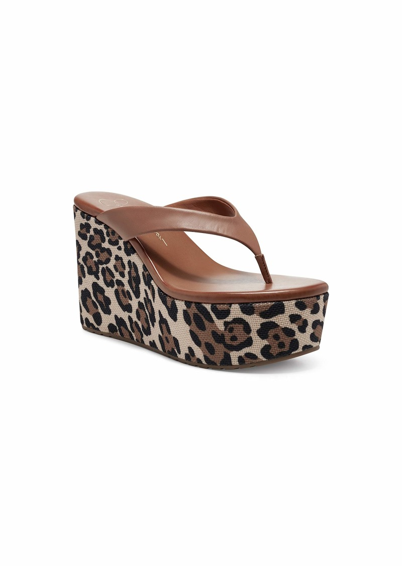 Jessica Simpson Women's Stilla Platform Wedge Sandal