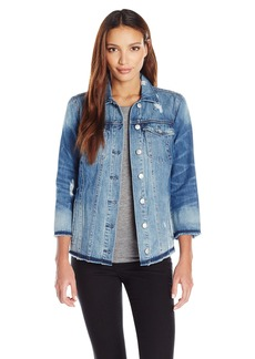 Jessica Simpson Women's Superloved Peri Jacket  L