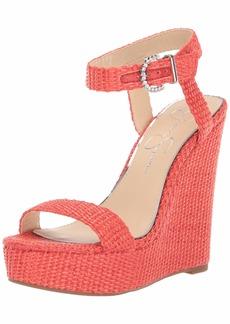 Jessica Simpson TAERY Wedge Sandal   M US