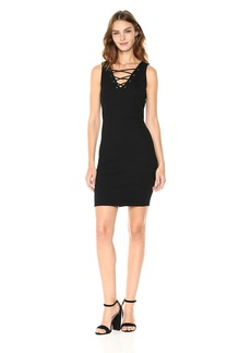 Jessica Simpson Women's Terrie Lace up Dress
