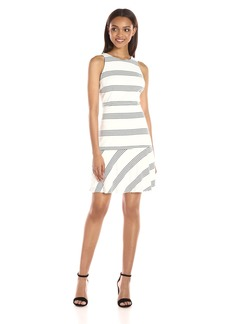 Jessica Simpson Women's Textured Knit Dress