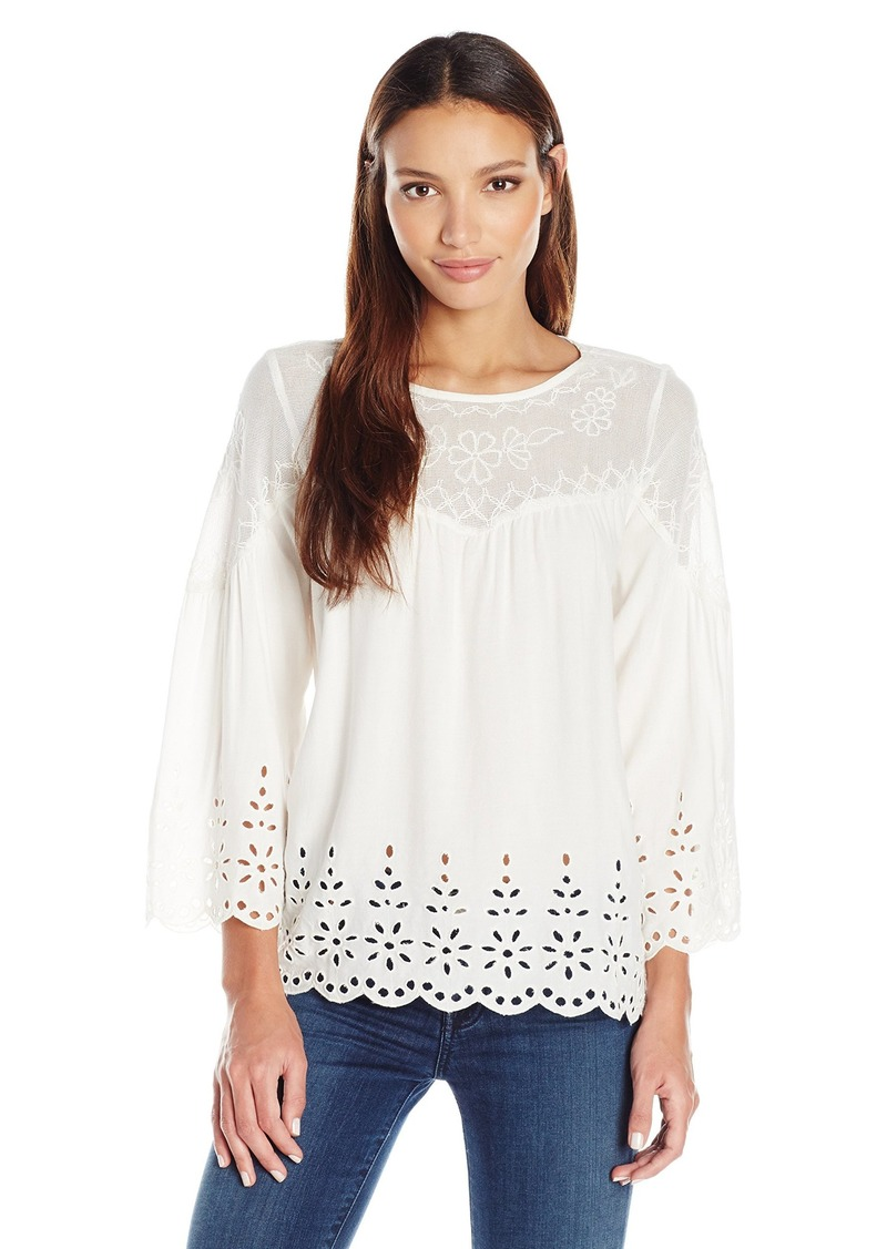 Jessica Simpson Women's The Kalypso Top  M