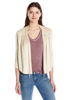 Jessica Simpson Women's Tulip Faux Suede Jacket
