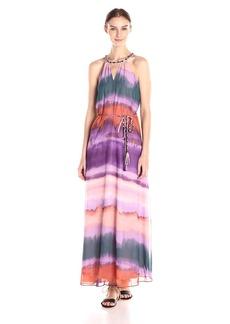 Jessica Simpson Women's Waver Leigh Maxi Dress