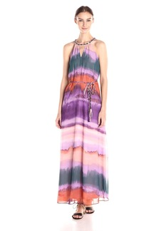 Jessica Simpson Women's Waver Leigh Maxi Dress