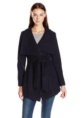 Jessica Simpson Women's Wrap Coat  S