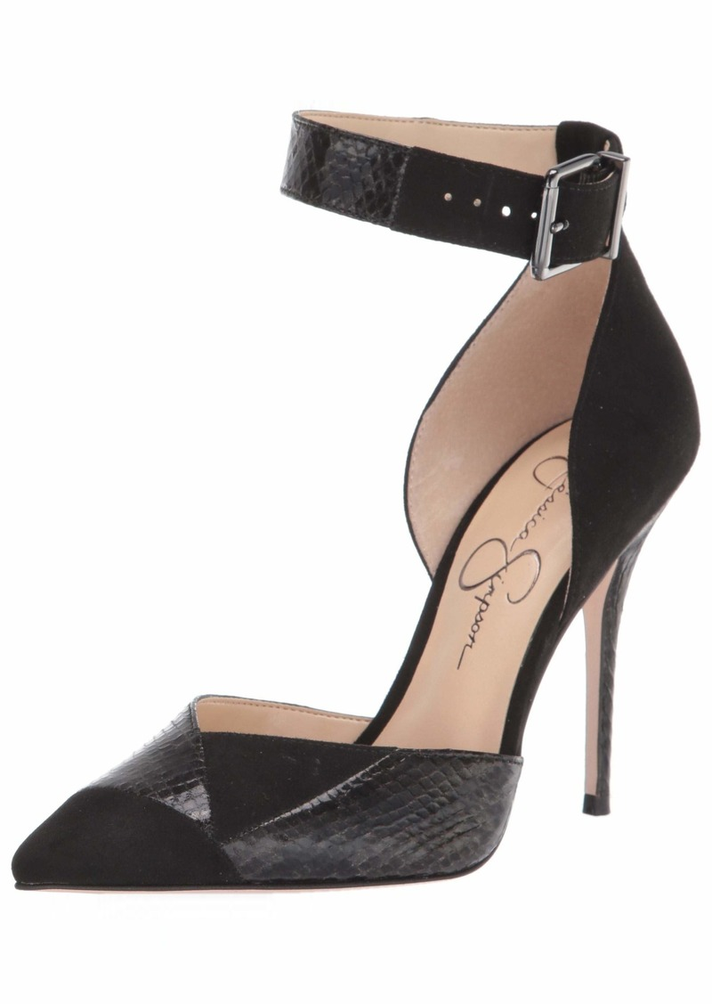 Jessica Simpson Women's Wrina Pump   US medium