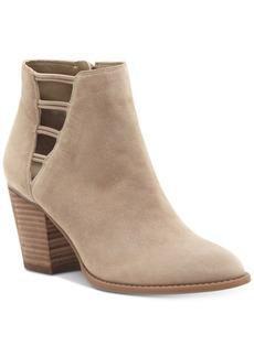 Jessica Simpson Yasma Block-Heel Booties Women's Shoes