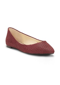 Jessica Simpson Zeplin Pointy Toe Flat (Women)