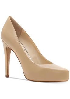 Jessica Simspon Parisah Platform Pumps Women's Shoes