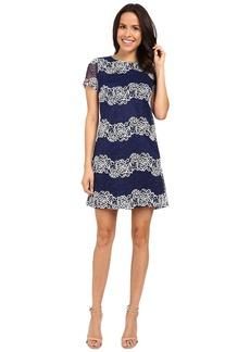 Jessica Simpson Lace Shift Dress JS6D8624