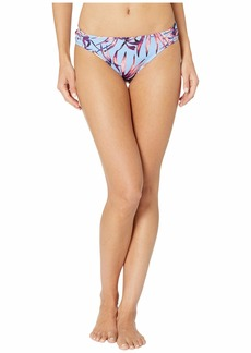Jessica Simpson Palmy Days Side Shirred Hipster Bottoms