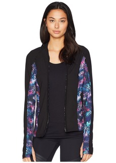 Jessica Simpson Sunset Palm Track Jacket