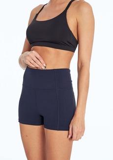Jessica Simpson Tummy Control Hottie Biker Shorts