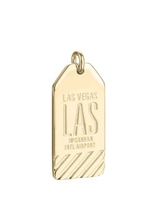 Jet Set Candy LAS Las Vegas Nevada Luggage Tag Charm
