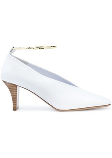 Jil Sander ankle cuff pumps