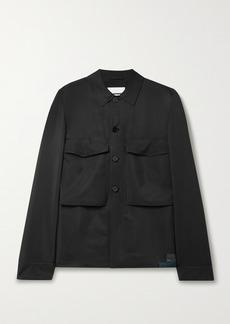 Jil Sander Appliqued Twill Jacket