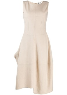 Jil Sander asymmetric dress