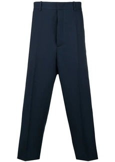 Jil Sander baggy tapered trousers