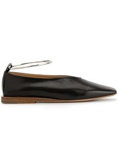 Jil Sander ballerine donna shoes