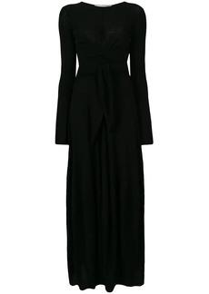 Jil Sander belt waist dress