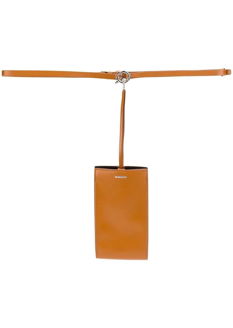 Jil Sander belted pouch