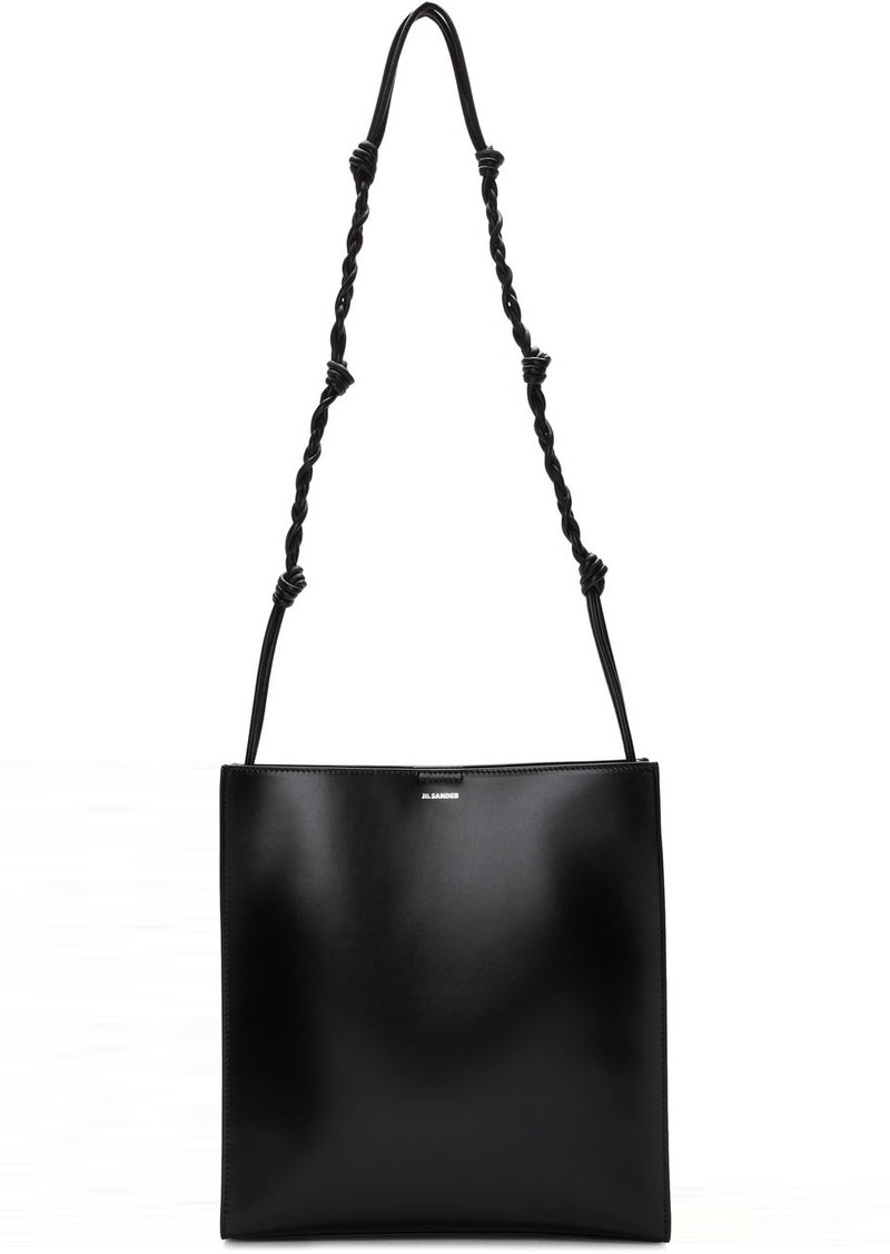 Jil Sander Black Medium Tangle Bag