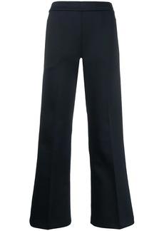 Jil Sander bootleg cropped trousers