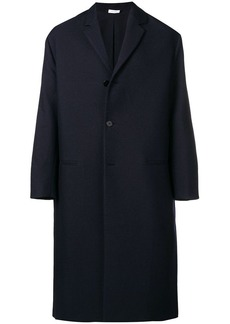 Jil Sander boxy single-breasted coat