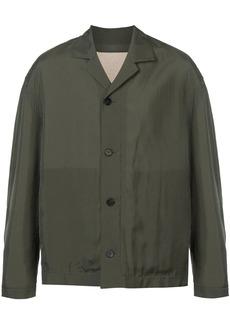 Jil Sander buttoned lightweight jacket