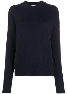 Jil Sander cashmere long-sleeve jumper