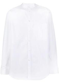 Jil Sander chest-pocket cotton shirt