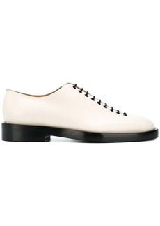 Jil Sander classic lace up shoes