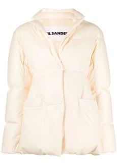 Jil Sander classic puffer jacket