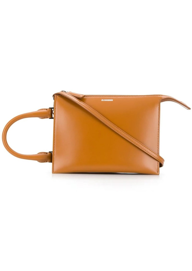 Jil Sander clutch shoulder bag