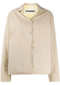 Jil Sander collared jacket