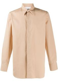 Jil Sander cotton-poplin shirt