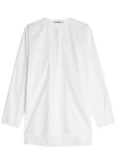 Jil Sander Cotton Shirt with Pleats