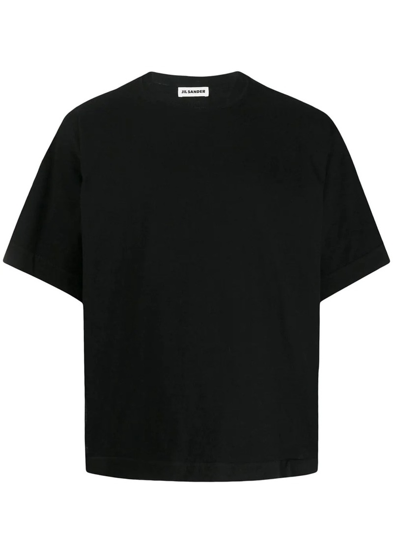 Jil Sander crew neck boxy-fit T-shirt