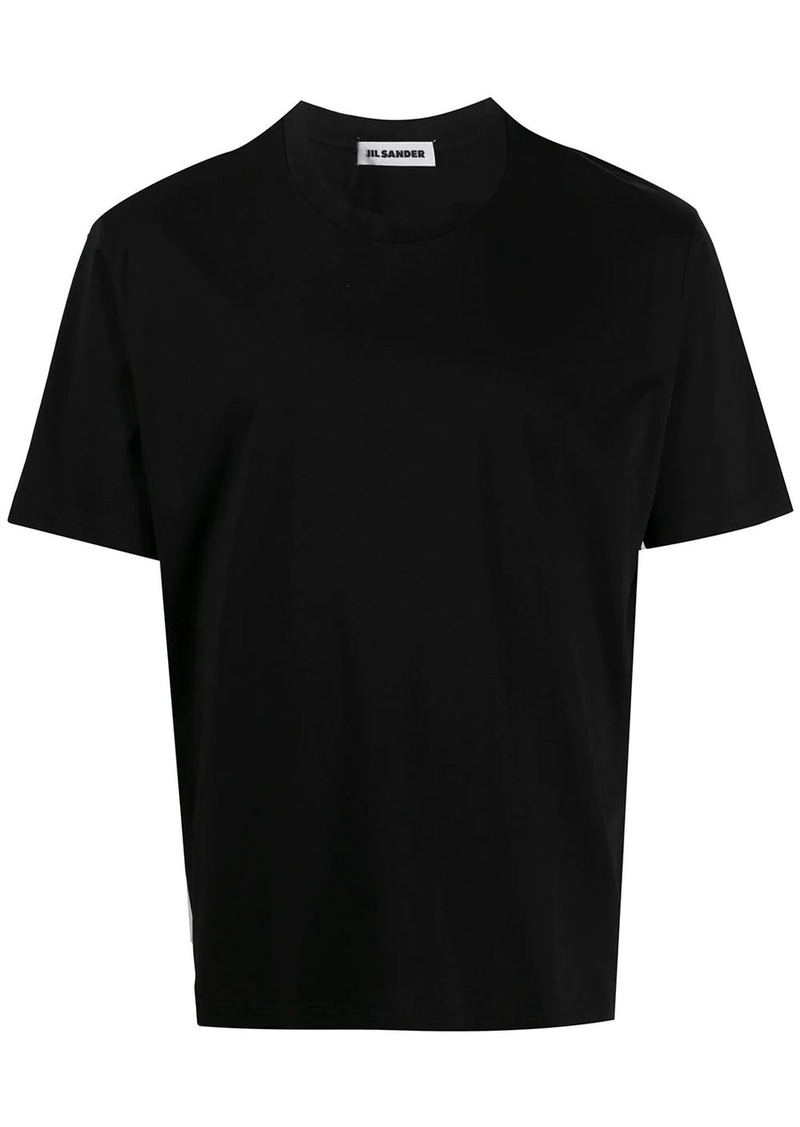 Jil Sander crew neck cotton T-shirt